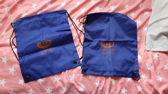 Plecak typu worek nowy