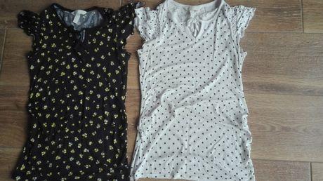 Sprzedam 2 bluzki ciążowe H&M Mama rozm. S