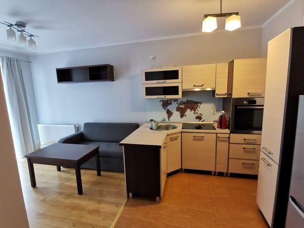 2-pokojowe mieszkanie do wynajęcia - 32m2, miejsce w garażu podziemnym
