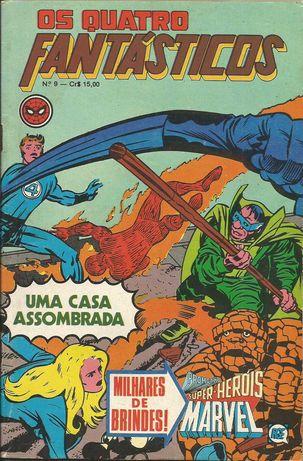 Revistas Marvel RGE