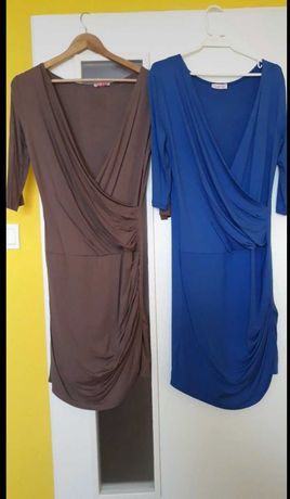 Sukienki kopertowki