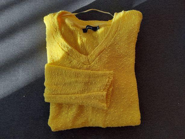 Żółty sweter b.young