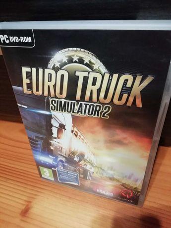 Euro track simulator