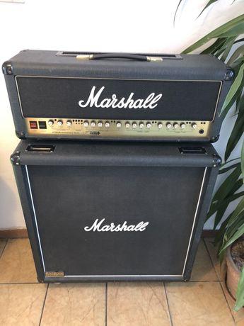 "Wzmacniacz Marshall 6100 anniversary series kolumna JCM900 4x12"""