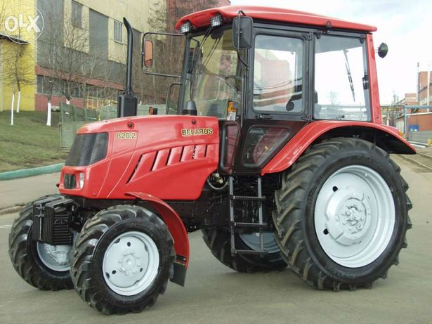 Peças para tractores Belarus