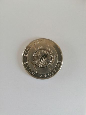 Moneta 50zł. 1981r. Światowy Dzień Żywności