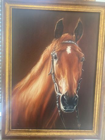 Картина Лошадь большая