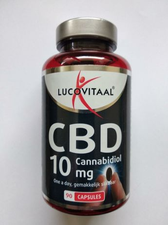 CBD 10 mg/ 90 kapsułek,+gratis. Rabat od 2 różnych produktów