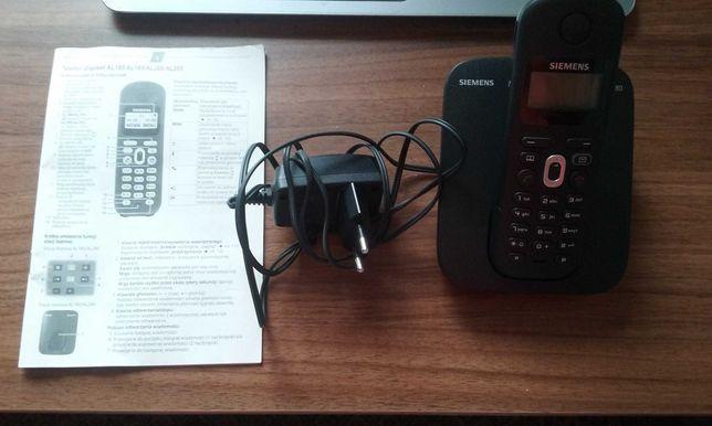 Telefon bezprzewodowy Siemens Gigaset AL180