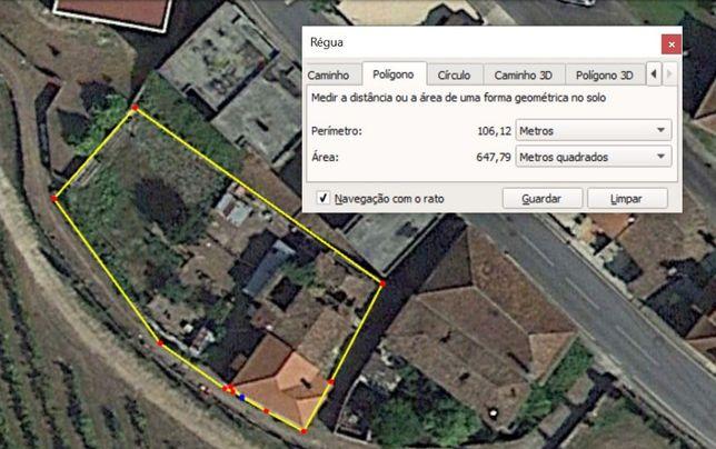 Terreno c/casa - Arcos de Valdevez