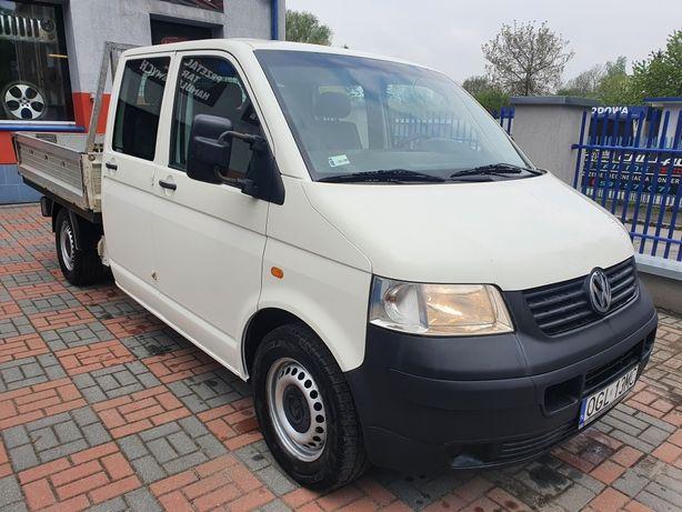 VW Transporter Doka T5 faktura VAT