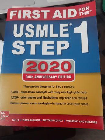 Livro Usmle 2020  medicina   step 1