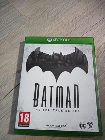 Gra Batman na Xboxa