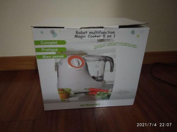 Robot cozinha 5 em 1 -  Vertbaudet