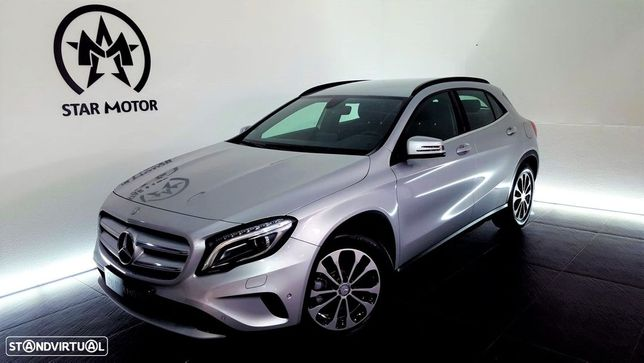Mercedes-Benz GLA 180 Cdi Auto