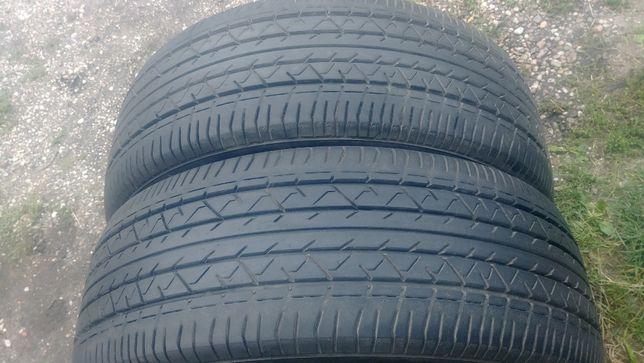 235/55 R18 Bridgestone BDB stan 7mm JAK NOWE CENA ZA 2szt!!