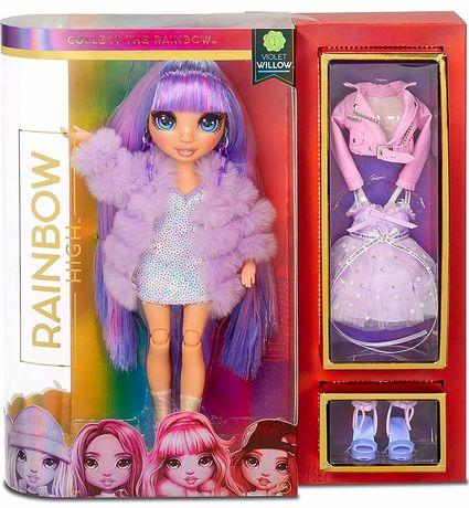 Кукла Rainbow High Violet Willow. Poopsie rainbow