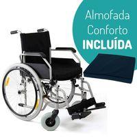 Cadeira de Rodas Manual com Almofada