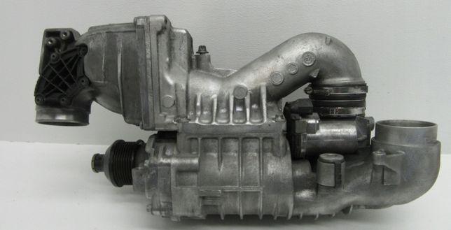 Компрессор Mercedes 1.8 2.0 m271 W211 W203 W204 Sprinter Разборка Мерс
