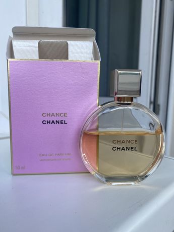 Парфюм Chanel Chance оригинал 50мл