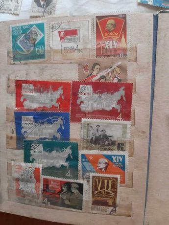 Продам коллекционные марки СССР