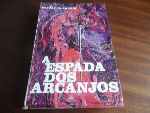 """""""A Espada dos Arcanjos"""" de Guedes de Amorim - 1ª Edição de 1968"""