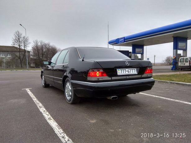 Мерседес w140 s320