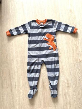 Пижама флисовая Cartr's 2-3 года, 98 см
