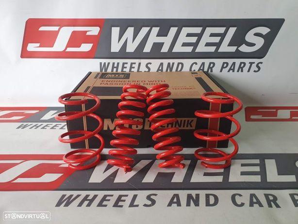 Molas de Rebaixamento MTS Technik Chevrolet Cruze Sedan