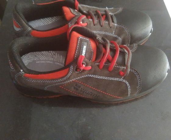 Sapatos segurança wurth