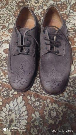 Туфлі чоловічі. Lavorazoone artigianale