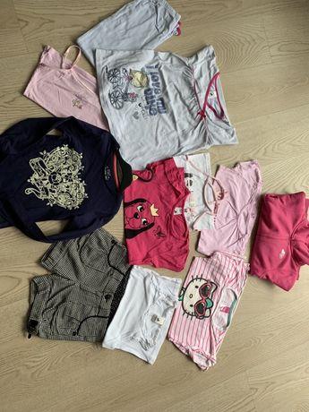Komplet ubrań na 128 dla dziewczynki