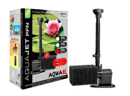 Aquael AQUAJET PFN 2000 Pompa fontannowa 2000l/h 1