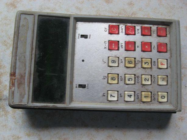 Калькулятор Электроника Б3-18 инженерный, редкость