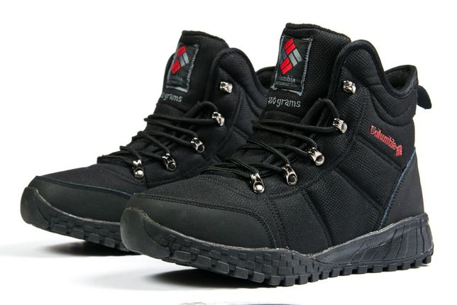 Зимние мужские ботинки Columbia Waterproof, кроссовки