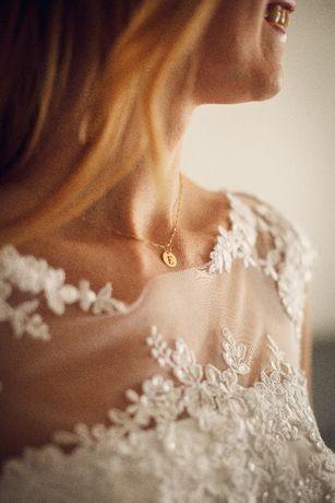 sprzedam suknię ślubną r. 34-32