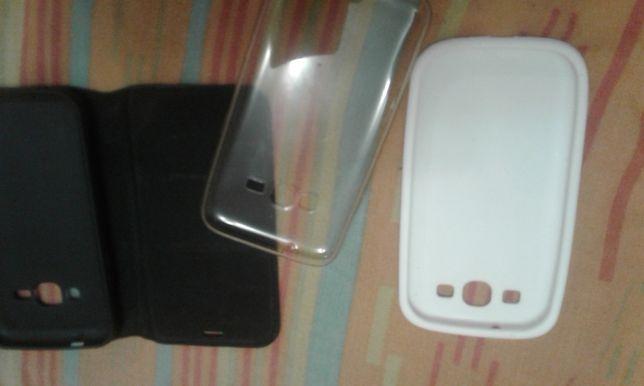 Чехол силіконовий для Samsung Galaxy j1 новий