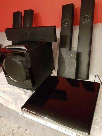 Zestaw kina domowego Samsung HT-BD2 BLU-RAY 1100W