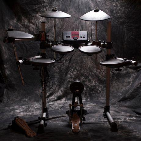 Электоронные барабаны yamaha dtxplorer