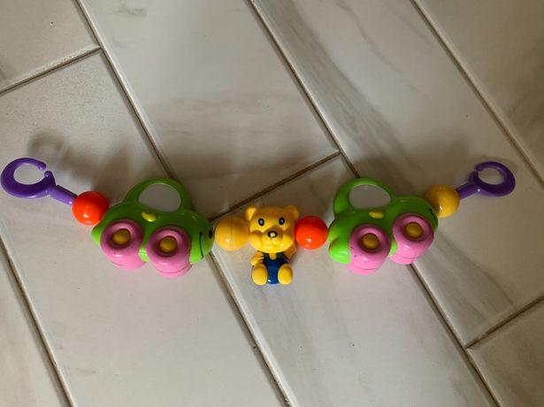 Іграшка підвіска на коляску