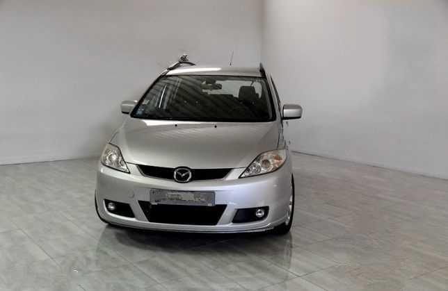 "Mazda 5 2/2007 7 lugares ""IUC antigo"""