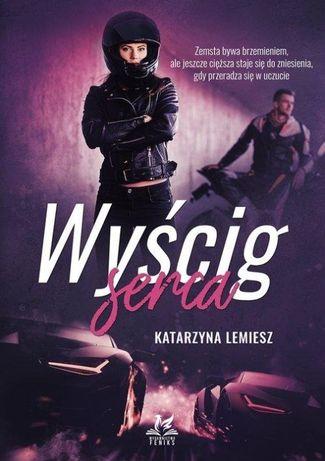 """""""Wyścig serca"""" - Katarzyna Lemiesz"""