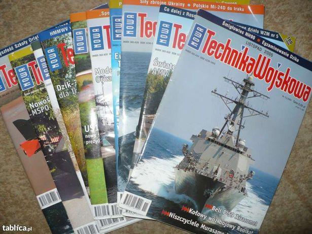 czasopisma o tematyce militarnej ntw lotnictwo poligon raport