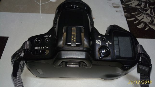 Maquina fotografica