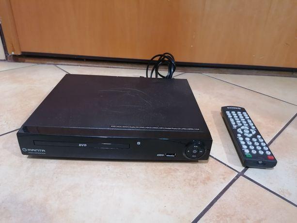 Sprawny Odtwarzacz DVD manta dvd072 EMPEROR BASIC HDMI USB