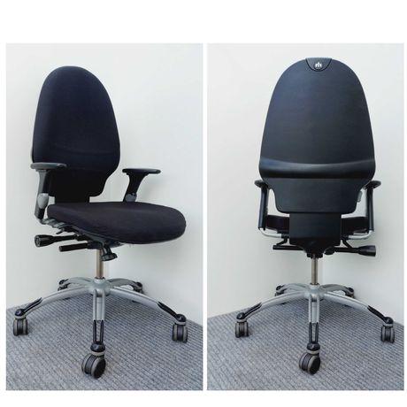 Markowy fotel biurowy skandynawski  Flokk RH EXTEND 220/LARGE