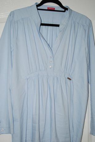 Bluzka koszulowa ciążowa Happymum rozmiar XL