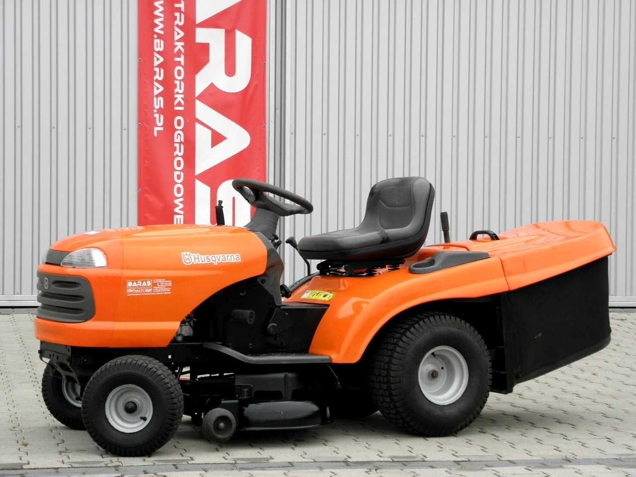 Traktorek kosiarka Husqvarna CTH135 (071001) - Baras