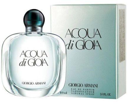 Giorgio Armani Acqua di Gioia. Perfumy Damskie. EDP 100ml. PREZENT