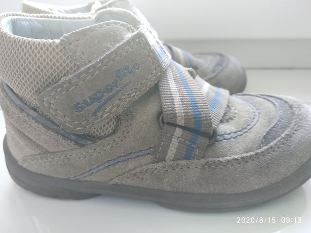 Ботиночки демисезонные Superfite 24р